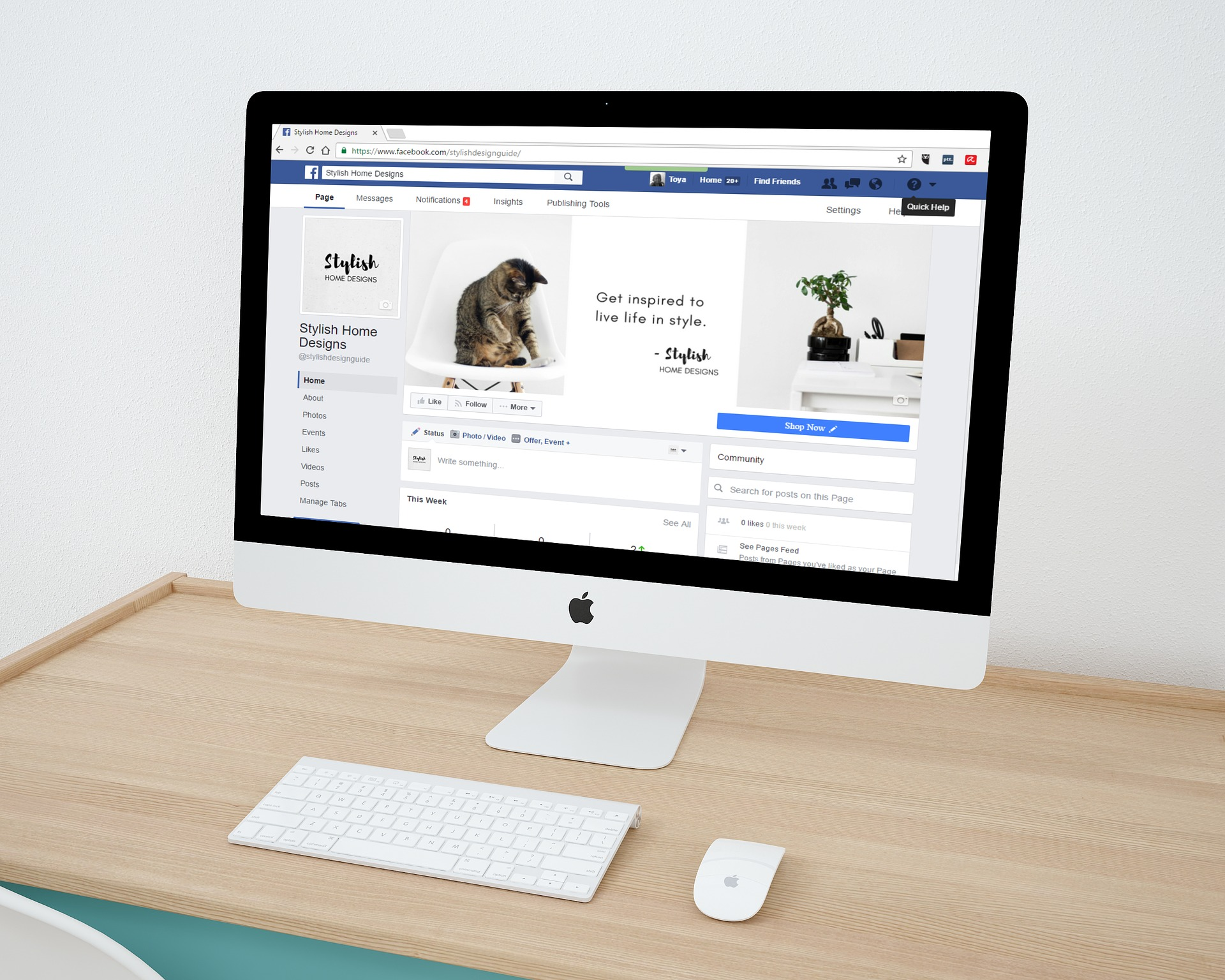 Should My Small Business Have A Facebook Page?