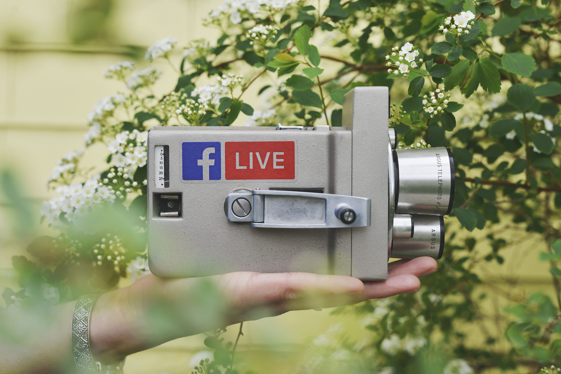 Facebook Live Video Is Easier Than You Think