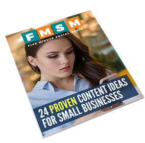 Content Ideas For Small Businesses